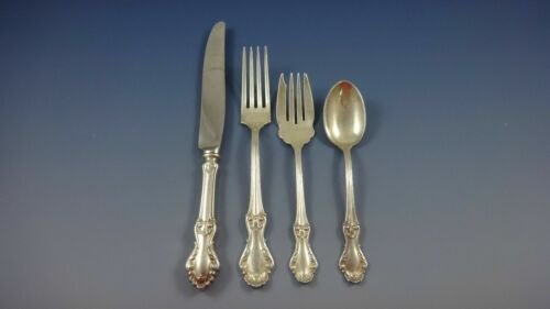 Georgian Shell By Frank Whiting / Concord Sterling Regular Place Setting(s) 4pc