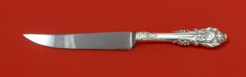Sir Christopher by Wallace Sterling Silver Steak Knife Serrated Custom 8 1/2""