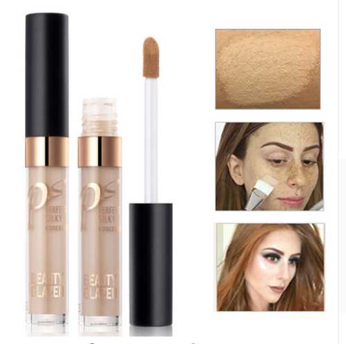 New Women Whitening Moisturizing Concealer Liquid Foundation Makeup Cosmetic