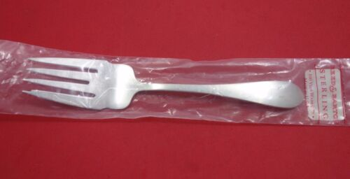Pointed Antique by Reed Barton Dominick Haff Sterling Silver Cold Meat Fork New