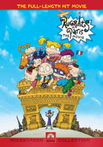 Rugrats In Paris: The Movie (REGION 1 DVD New)