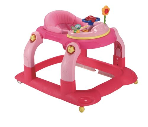 Musical Baby Walker Activity Play Centre Adjustable BDAY Gift STOCKTAKE SALE