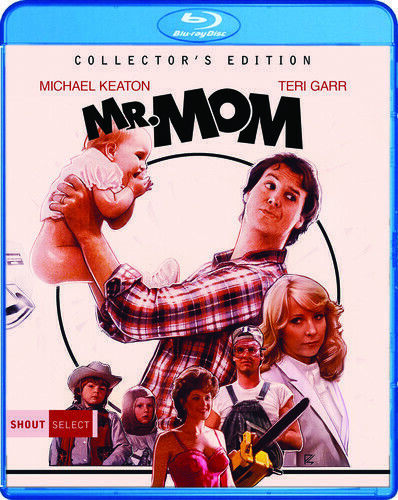 Mr Mom (REGION A Blu-ray New)