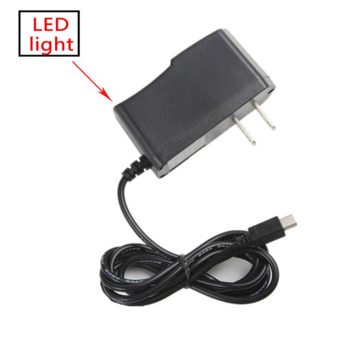5V 3A Micro USB AC Adapter DC Wall Power Supply Charger for Raspberry Pi 3 3B+