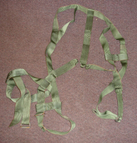 AIRCREW SURVIVAL VEST HARNESS MADE BY MICHAEL BIANCOParachutes - 70990