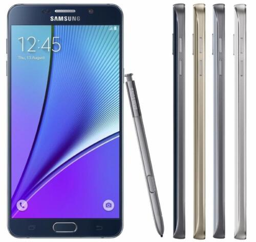 Samsung Galaxy Note 5 N920P AT&T T-Mobile Net10 H20 Unlocked 4G LTE Smartphone