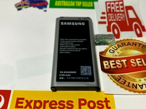 ORIGINAL SAMSUNG GALAXY S5 Mini  G800 Li-ion BATTERY EB-BG800CBE