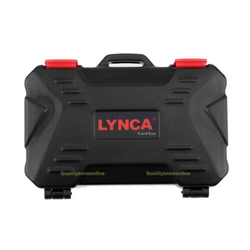 Waterproof Memory Card Case Holder Storage Box for CF SD SDXC MSPD XD TF Card