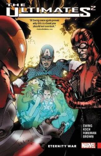 Ultimates 2 Vol. 2: Eternity War by Al Ewing Paperback Book Free Shipping!
