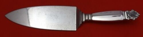 """Acanthus by Georg Jensen Sterling Silver Pie Server HH AS Original 9 1/2"""""""