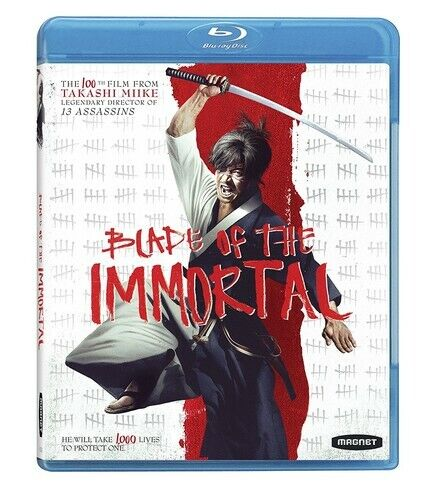 Blade Of The Immortal (REGION A Blu-ray New)