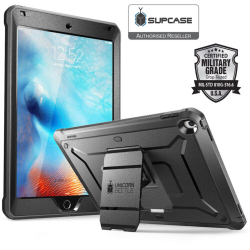 iPad 9.7 2017/2018 Case SUPCASE UBPro Rugged Body with Built in Screen Protector