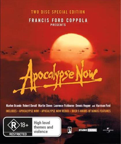 Apocalypse Now (2 Disc Special Edition With Original and Redux Editions) - BLR R
