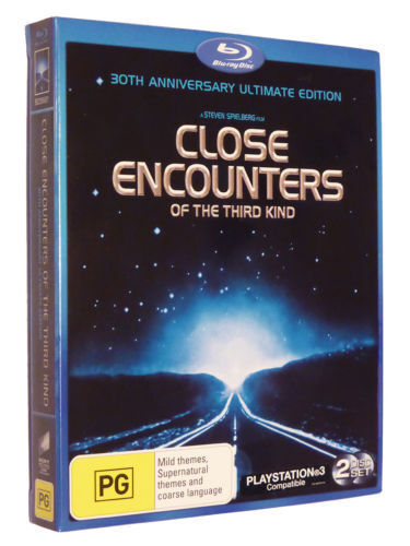 Close Encounters of the Third Kind: 30th Anniversary (Blu-ray + Booklet)