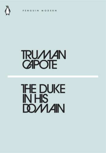Duke in His Domain by Truman Capote Paperback Book Free Shipping!