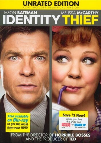 Identity Thief (DVD - Disc Only)