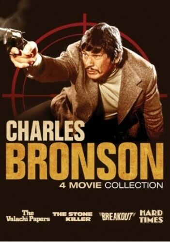Charles Bronson Collection - 2 DISC SET (REGION 1 DVD New)