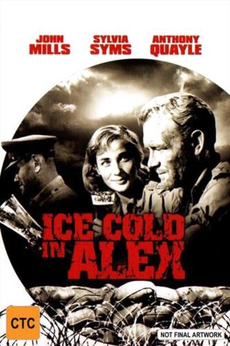 Ice Cold In Alex - DVD Region 4 Free Shipping!