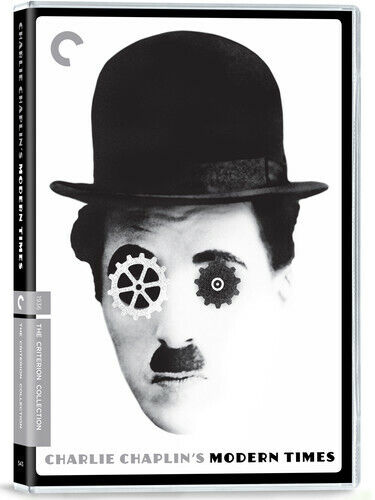 Modern Times [Criterion Collection] (2010, DVD NEW) BW/WS