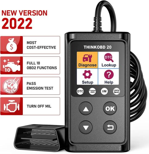 OBD2 Scanner Car Check Engine ABS SRS EPB Oil System Tool for VW Audi Skoda Seat