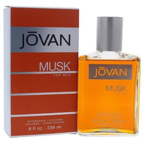 Jovan Musk For Men After Shave 236ml (M) Mens 100% Genuine (New)