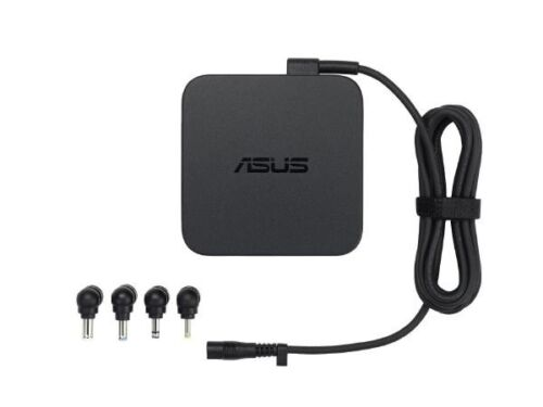 ASUS U90W‑01 Square Power Adapter With 4 Power Plugs 90XB014N-MPW010 Black