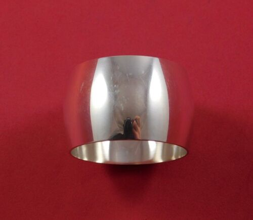 """Old Maryland Plain by Kirk Sterling Silver Napkin Ring 1.7 ozt. 1 3/4"""" x 1 1/4"""""""