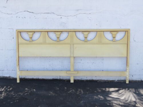 French Painted King Size Headboard 1732