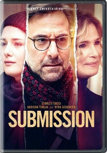 Submission (2017) (REGION 1 DVD New)