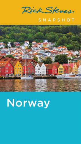Rick Steves Snapshot Norway (fourth Edition) by Rick Steves Paperback Book Free