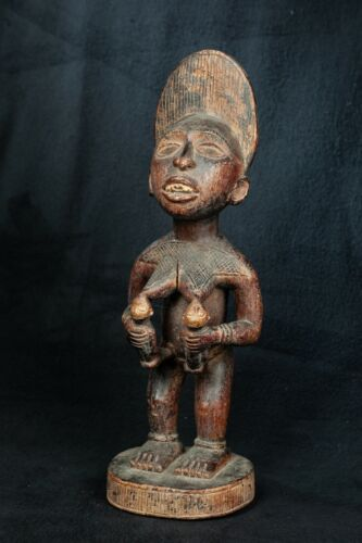 Yombe, Maternity Figure, Democratic Republic of Congo, Central African Tribal