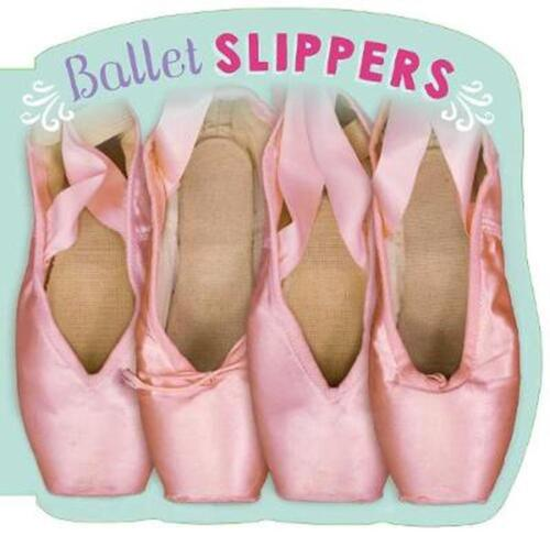 Ballet Slippers by Cindy Jin Board Books Book Free Shipping!