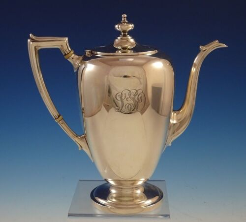Pointed Antique by Reed Barton & Dominick Haff Sterling Silver Coffee Pot #2937