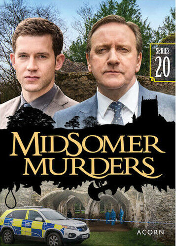 Midsomer Murders: Series 20 (REGION 1 DVD New)