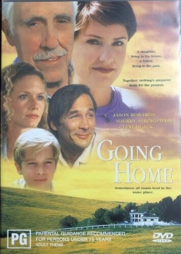 E7 BRAND NEW SEALED Going Home (DVD, 2005) Jason Robards