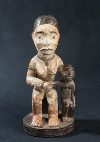 Yombe, Maternity Statue, Democratic Republic of Congo, African Art