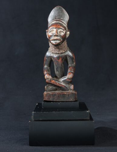 Yombe, Phembe Maternity Statue, Democratic Republic of Congo. African Tribal Art