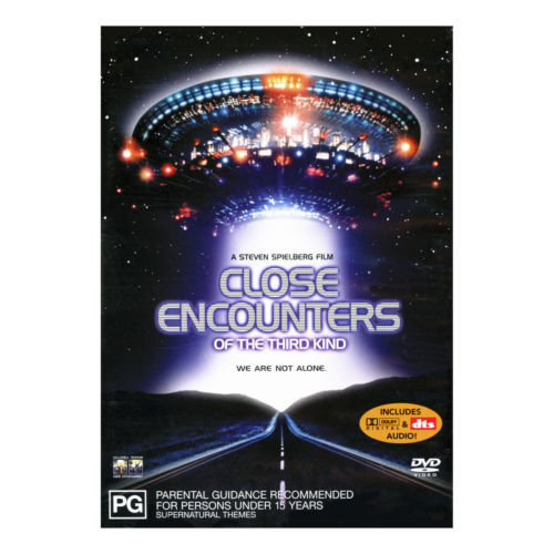 E42 BRAND NEW SEALED Close Encounters Of The Third Kind (DVD, 2001)