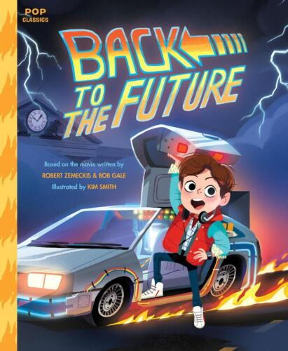 Back to the Future by Kim Smith Paperback Book Free Shipping!