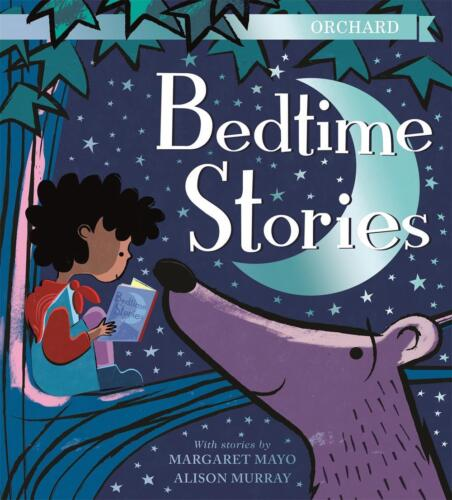 Orchard Bedtime Stories by Margaret Mayo Hardcover Book Free Shipping!