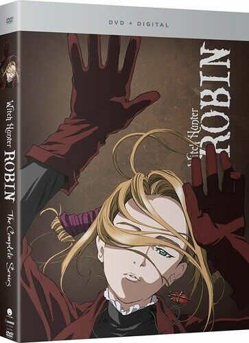 Witch Hunter Robin: Complete Series - 4 DISC SET (REGION 1 DVD New)