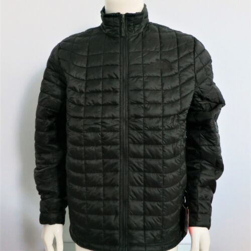 THE NORTH FACE Thermoball Men's Full Zip Jacket TNF BLACK  sz S M L XL XXL