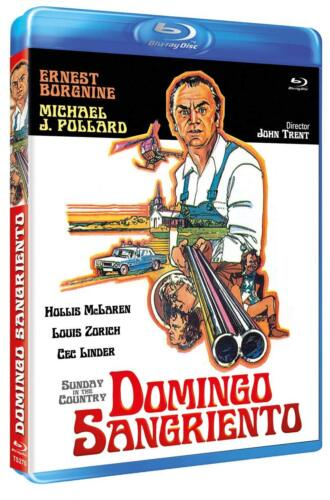 Domingo Sangriento - Vengeance is Mine (Sunday in the Country)