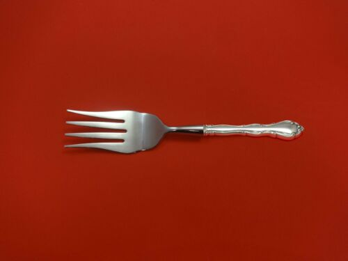 """Fontana by Towle Sterling Silver Buffet Fork Custom Made HH WS 8 1/2"""" Serving"""