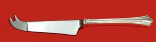 Eighteenth Century by Reed and Barton Sterling Cheese Knife HH w/ Pick Custom