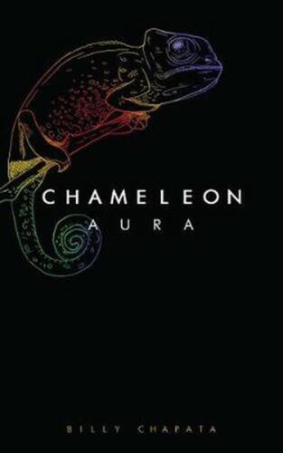 Chameleon Aura by Billy Chapata Paperback Book Free Shipping!