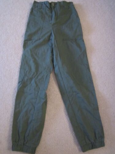 Girls Green pants size 8 - SUPRE.