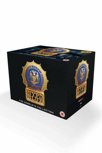 "NYPD BLUE COMPLETE SERIES 1-12 COLLECTION DVD BOX SET 70 DISCS ""NEW&SEALED"""
