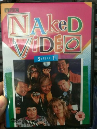 Naked Video Season 1 region 2 DVD (80s BBC UK sketch comedy tv series) rare