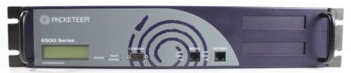 Packeteer Packetshaper 6500 Series Network Monitoring Load Balancer Device